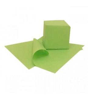 Carta kraft idro vegetale verde per carne