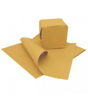 Disposable brown straw paper cloth