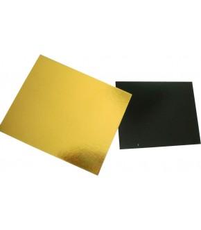 Stecche sottotorta oro/nero
