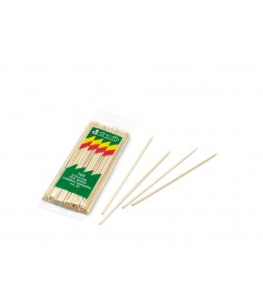 Bamboo bbq sticks 100 pc
