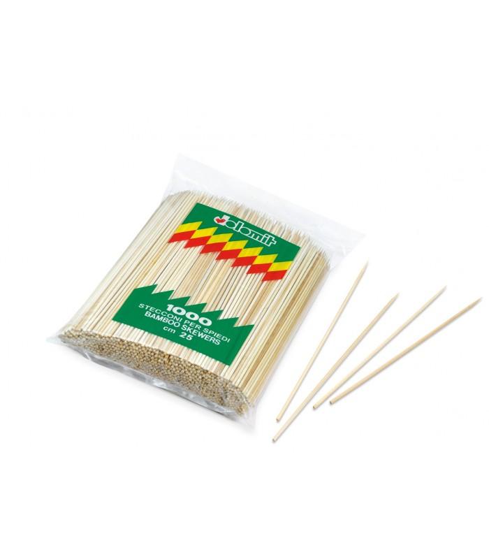 Spiedo bamboo da 1000 pz.