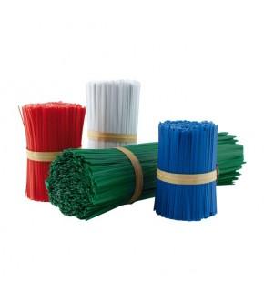 Legacci in plastica colorati da 1000 pz