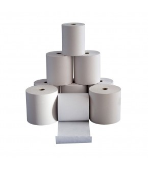 Thermal paper roll for cashier