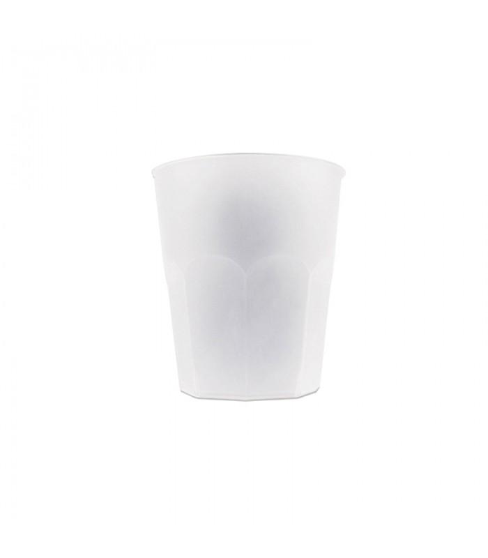 BICCHIERE PLASTICA RIUTILIZZABILE