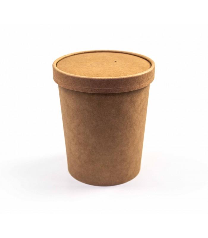 FOOD CUP ASPORTO 900 ml