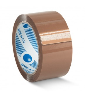 brown packing tape