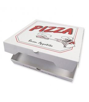 SCATOLA PORTA PIZZA ALTEZZA 4,2 CM