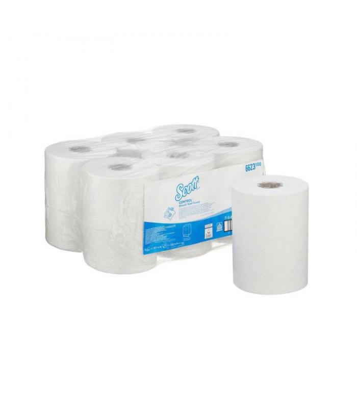 Asciugamani Slimroll Bianco Scott™ CONTROL™ Kimberly-Clark Professional™