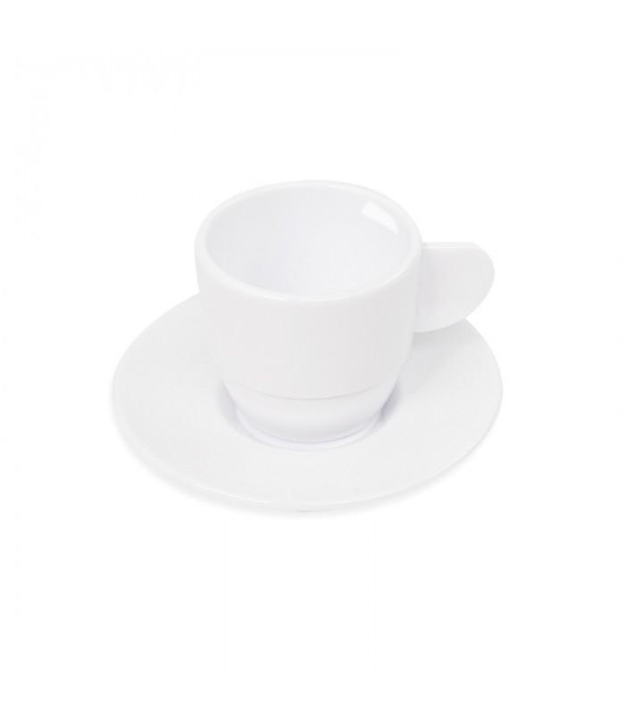 TAZZINA CAFFE' IN PLASTICA INFRANGIBILE