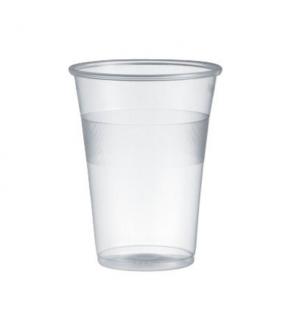 Bicchieri in PET trasparenti vari formati