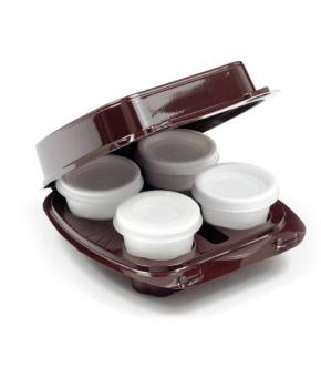 take away coffee plastic box
