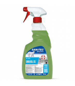 Universal degreasing concentrate grekol ss