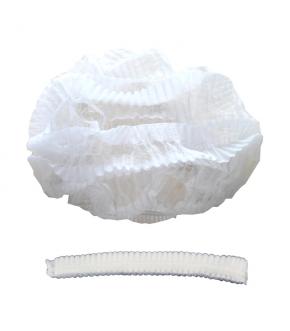 Cuffietta igienica in TNT bianca