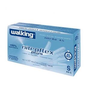 Nitrile gloves nitroflex plus walking