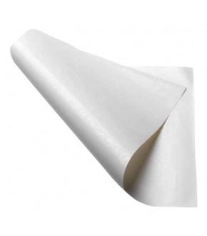 Carta pelleaglio fondo bianco stampa ramage per alimenti