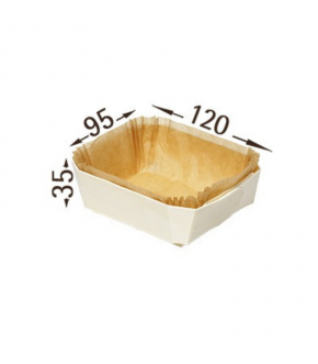 wood pot for cooking with paper different sizes