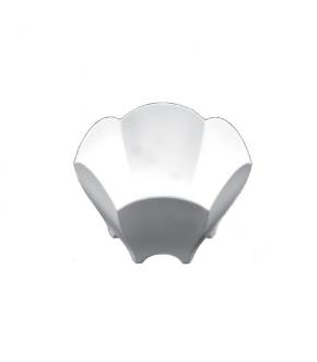 Plastic tulip shape bowl Goldplast