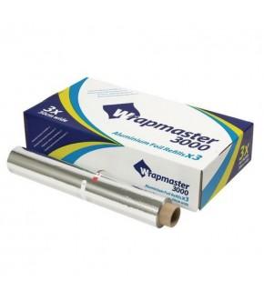 Rotoli di alluminio per dispenser wrapmaster 3000
