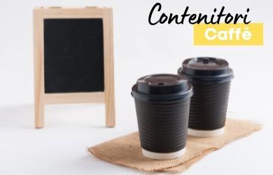 CONTENITORI PER CAFFE'