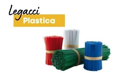 PLASTIC BAG CLOSURE