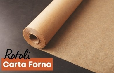 ROTOLI CARTA FORNO