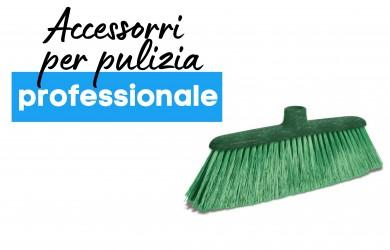 ACCESSORI PER PULIZIA PROFESSIONALE